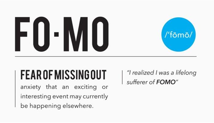 Experiencing 'Data Fomo'? - Appsee - Medium